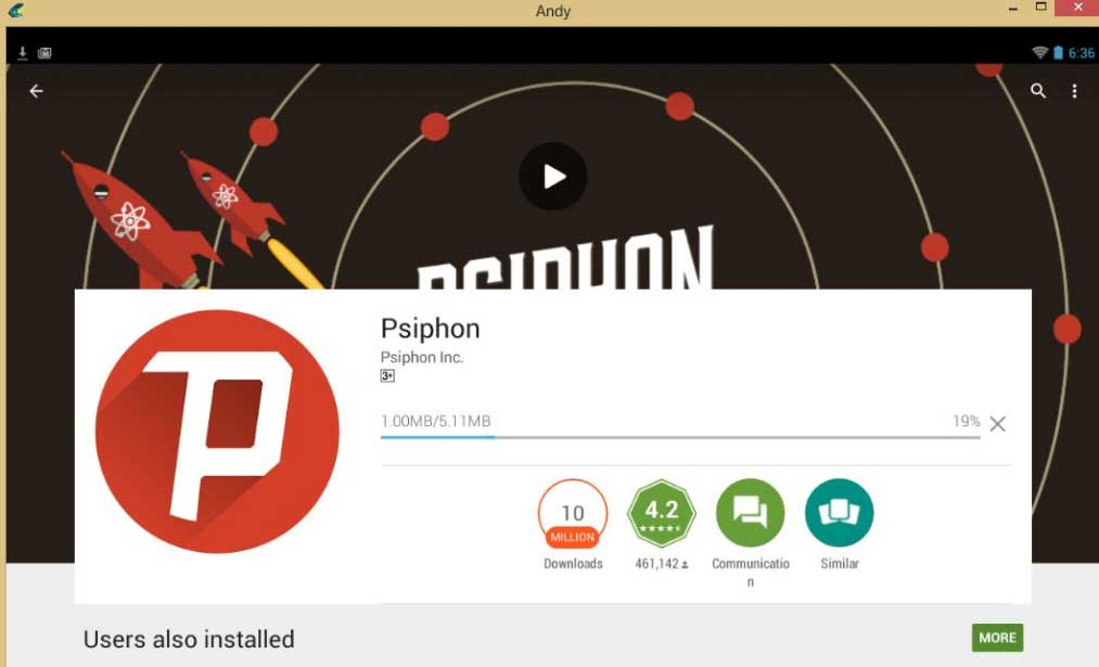 psiphon 3 apk free download for pc