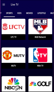 List of CKay TV Apk Programs