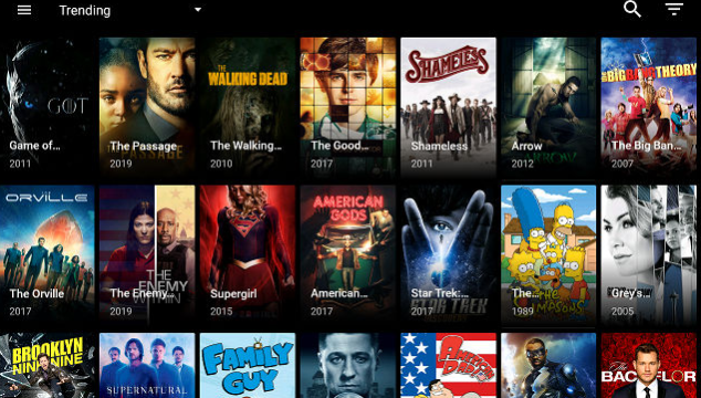 Watch Movies & TV Shows with UnlockMyTV App on PC