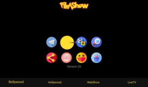 PikaShow App Installed on PC