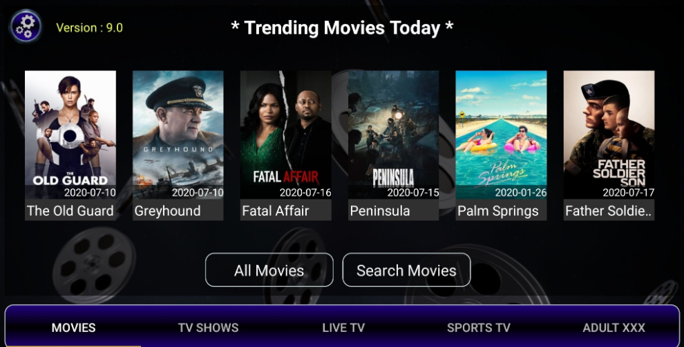 Watch Movies & TV Shows with Strix APK